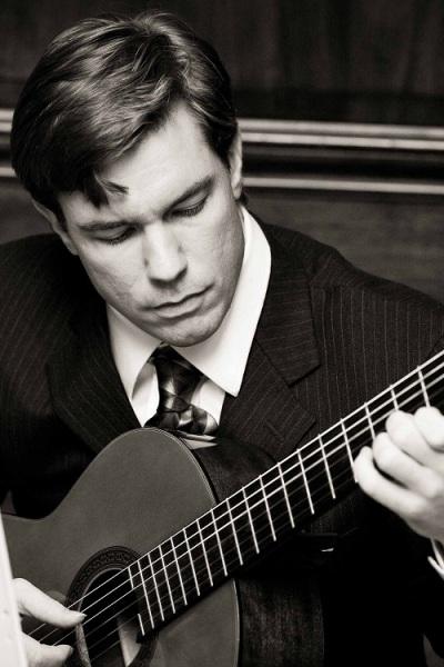 Guitar at Francis Wedding 2008